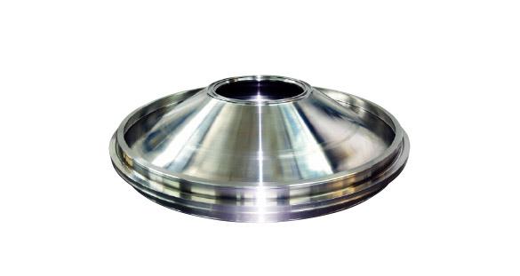 Disco de turbina Aeronaútica
